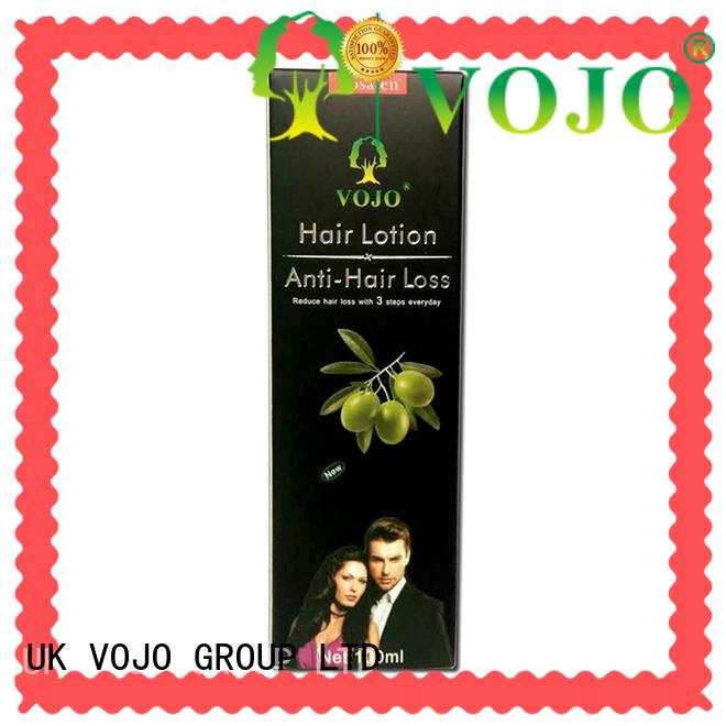 VOJO biotin anti hair loss shampoo supply for woman
