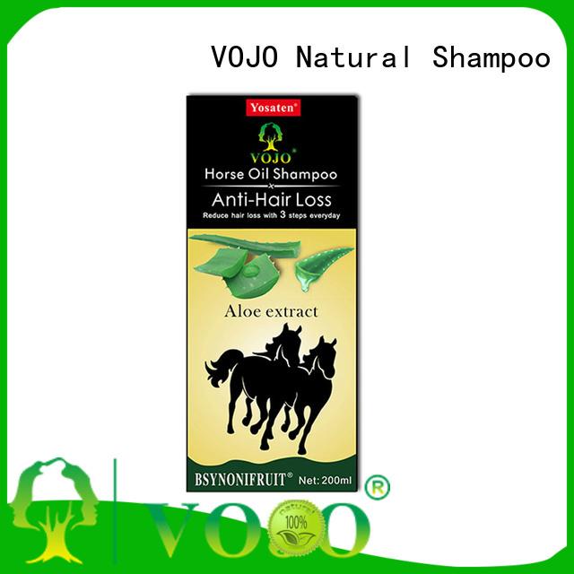 VOJO High-quality hair growth shampoo company for salon