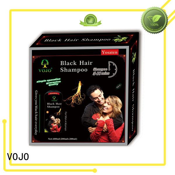 Custom hair dye shampoo beard manufacturers for salon