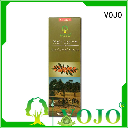 VOJO scalp anti hair fall shampoo manufacturers for adult