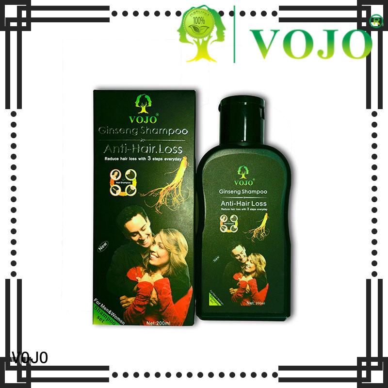 VOJO New anti hair fall shampoo for business for salon