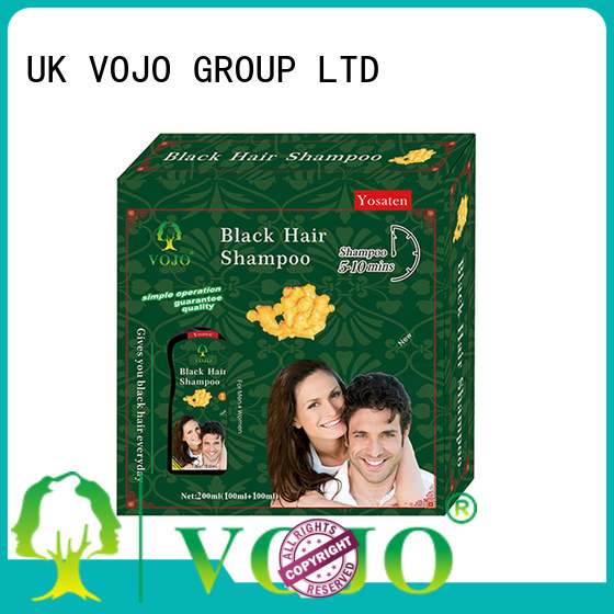 VOJO Best hair colour shampoo Supply for woman