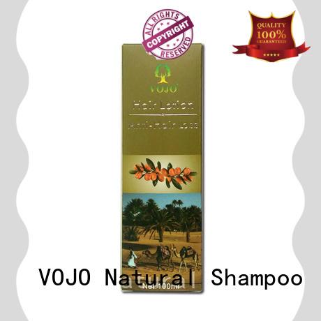 VOJO scalp anti hair loss shampoo for sale for salon