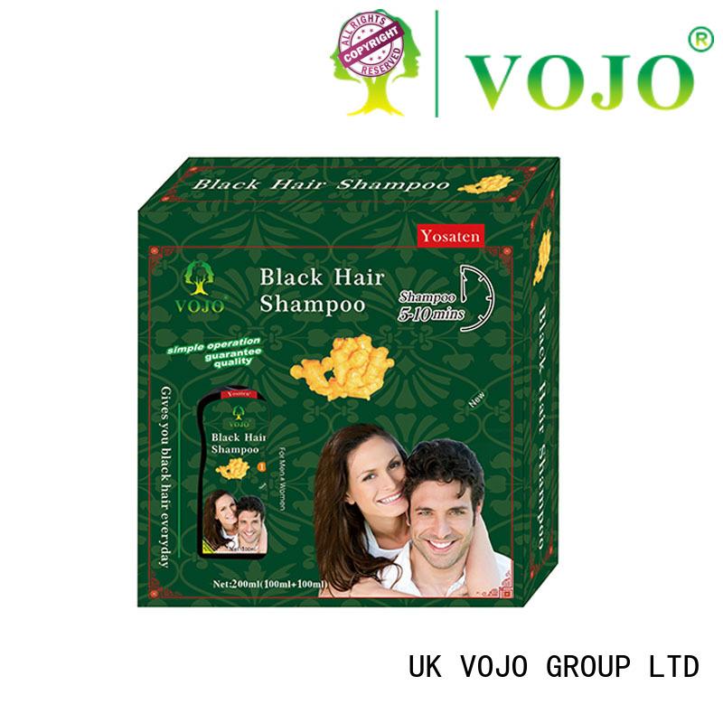 VOJO vojo beard dye shampoo for sale for salon