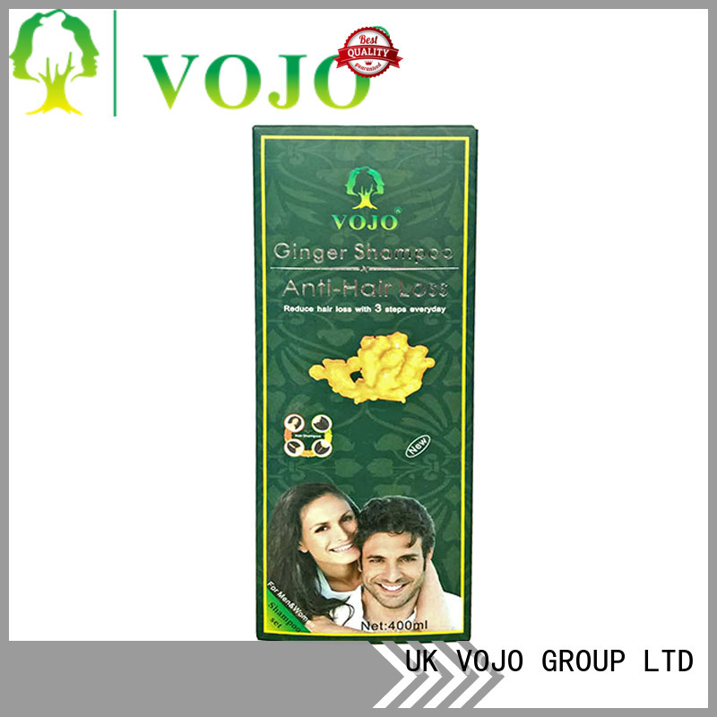 VOJO gift hair growth shampoo factory for woman