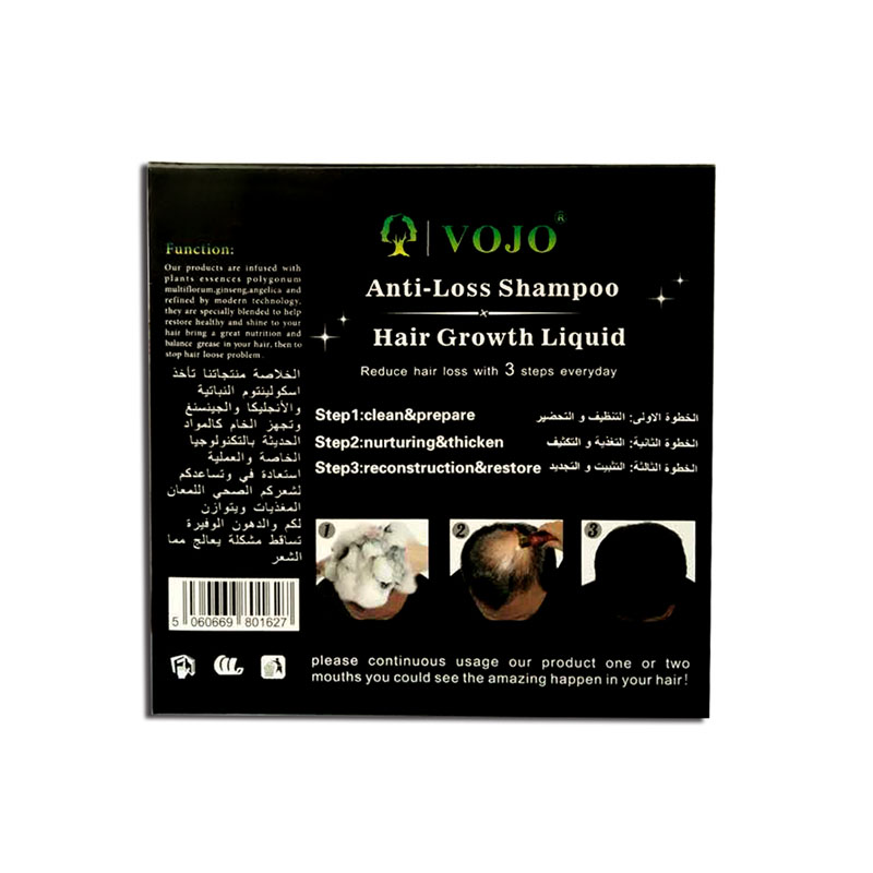 VOJO Best anti hair loss shampoo for sale for girls-1