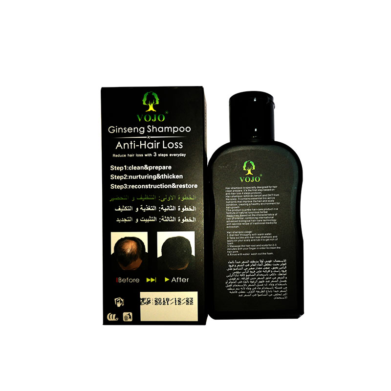 VOJO Best hair growth shampoo supply for man-2