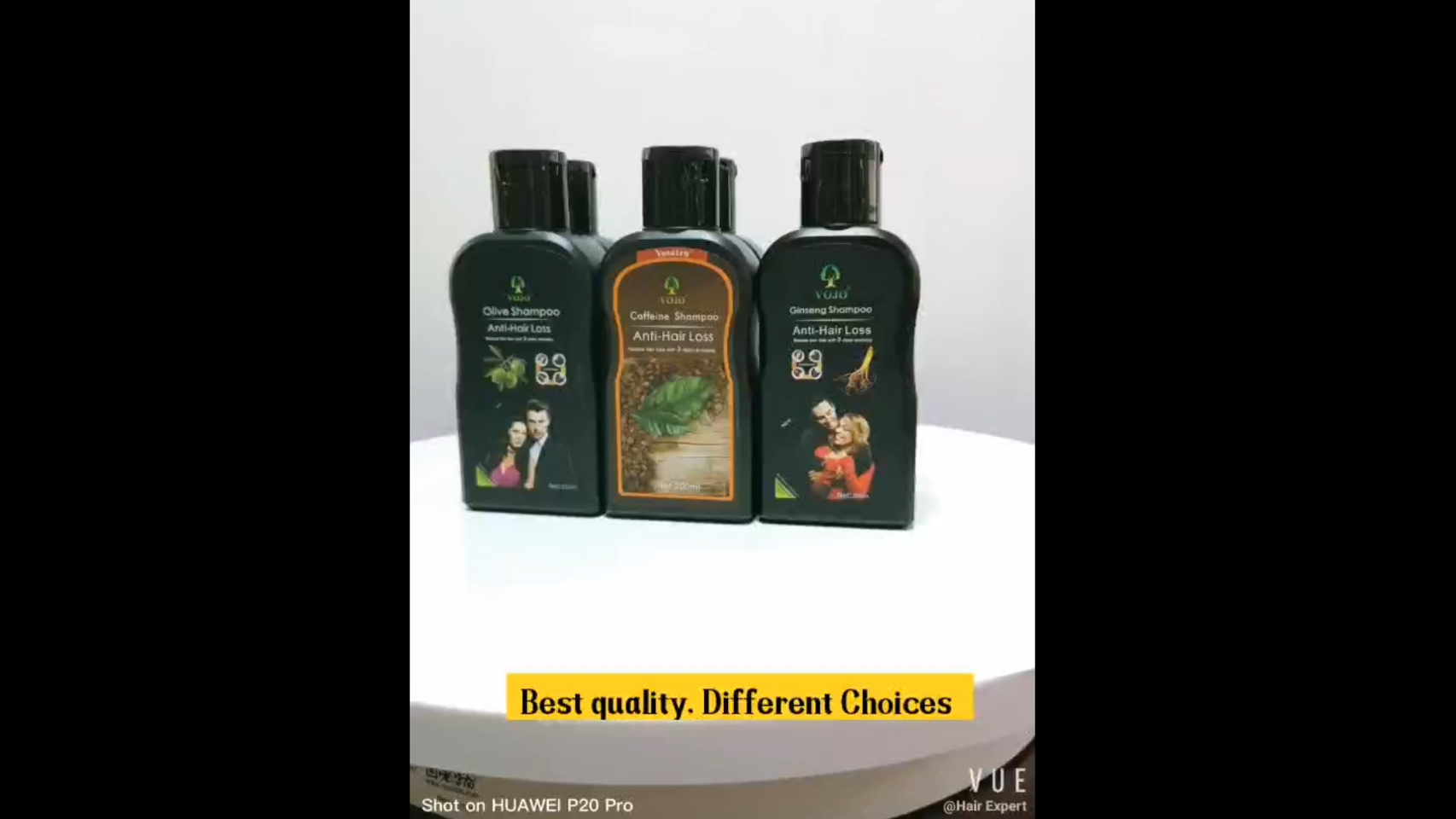 Anti Hair Loss Shampoo Family
