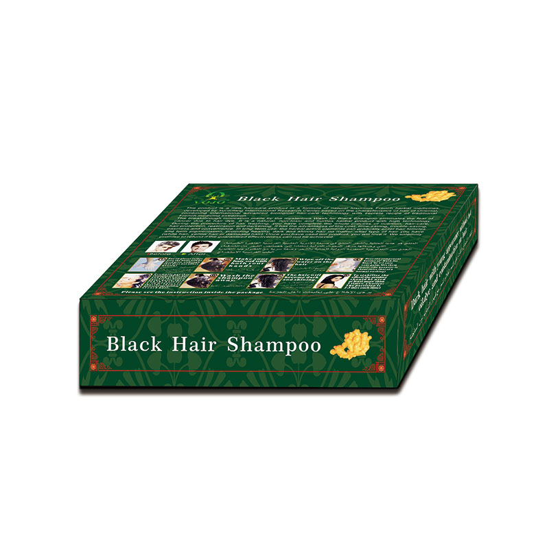 VOJO coverage hair colour shampoo for sale for woman-2