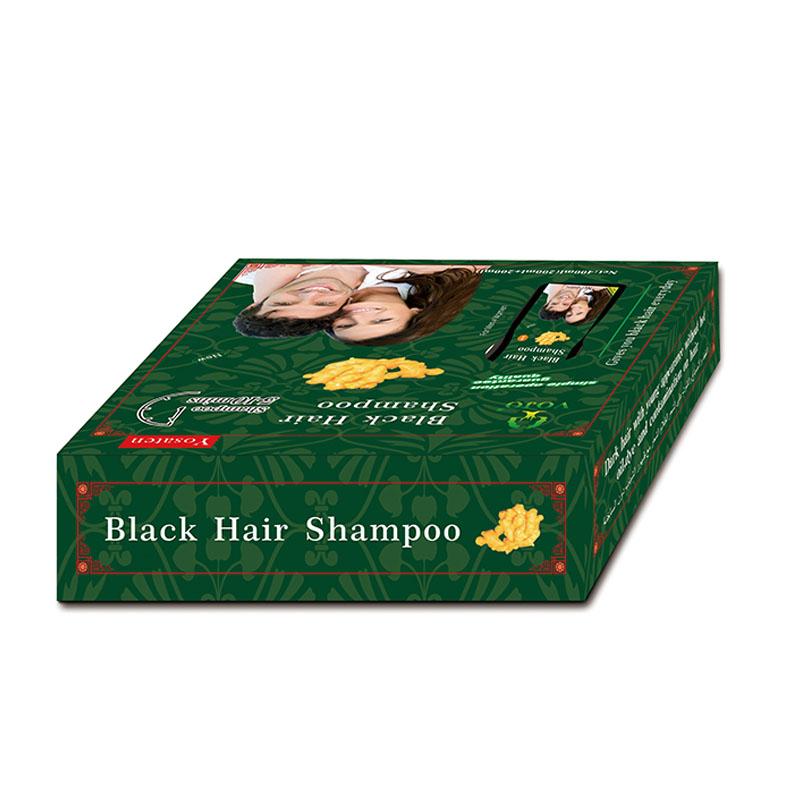 VOJO coverage beard dye shampoo for business for man-1