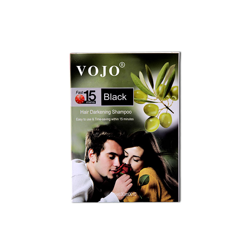 VOJO Top hair colour shampoo company for adult-1