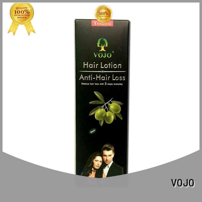 VOJO shampoo anti hair fall shampoo providers for salon