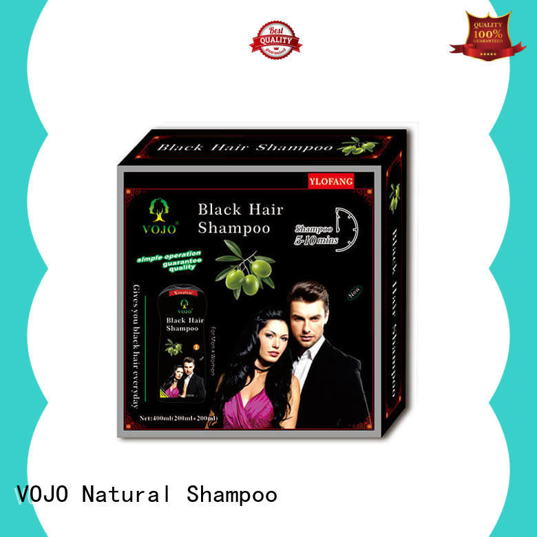 VOJO Best hair colour shampoo suppliers for woman
