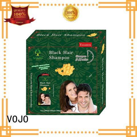High-quality beard dye shampoo ginseng for sale for salon
