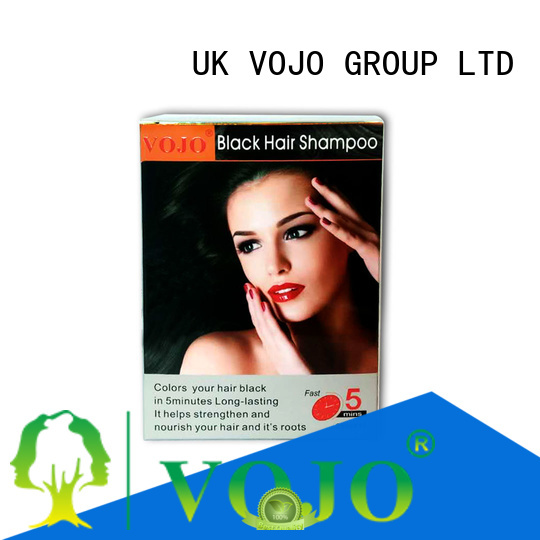 VOJO Latest hair dye shampoo Suppliers for girls