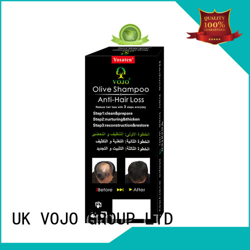 faster anti hair fall shampoo suppliers for salon VOJO