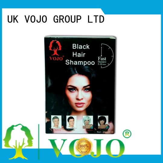 VOJO odm beard dye shampoo factory for woman