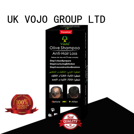 VOJO wholesale anti hair loss shampoo for-sale for woman