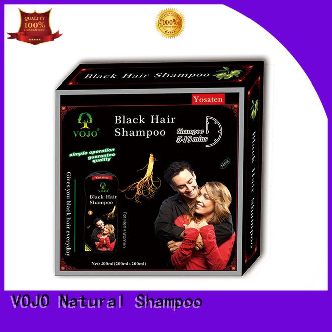 VOJO salon beard dye shampoo company for salon