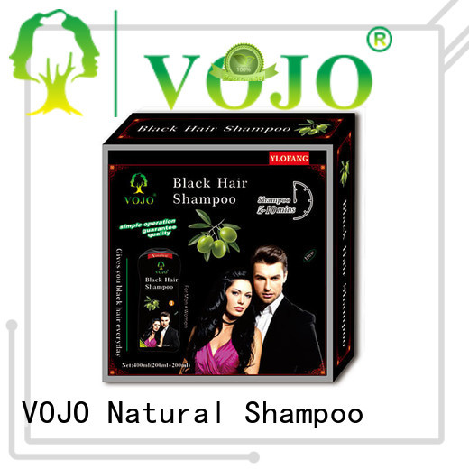 VOJO ginseng hair colour shampoo manufacturers for adult