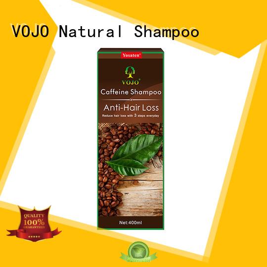 VOJO Latest hair growth shampoo suppliers for salon