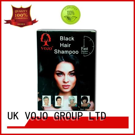 VOJO Custom hair dye shampoo Suppliers for woman