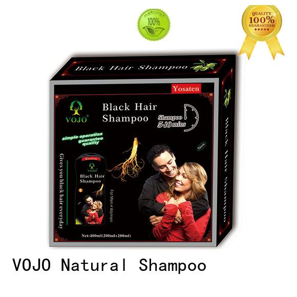 Custom beard dye shampoo grey for sale for adult