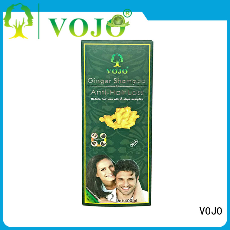 VOJO Best anti hair fall shampoo factory for adult