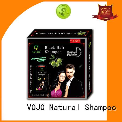 VOJO semi hair colour shampoo manufacturers for woman