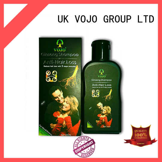 extracts anti hair loss shampoo inquire now for man VOJO