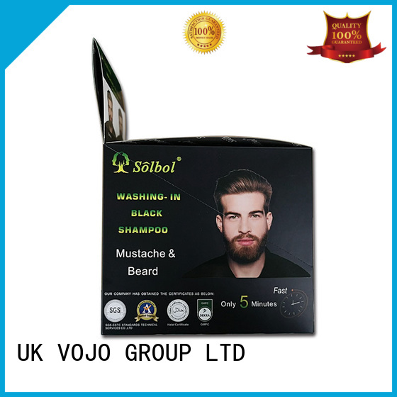 Top beard dye shampoo odm Suppliers for adult