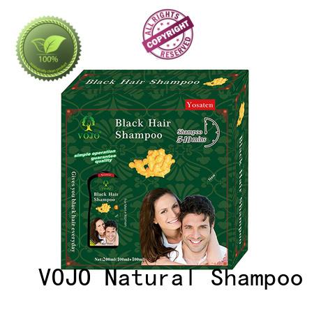 beard dye shampoo dyeing for adult VOJO