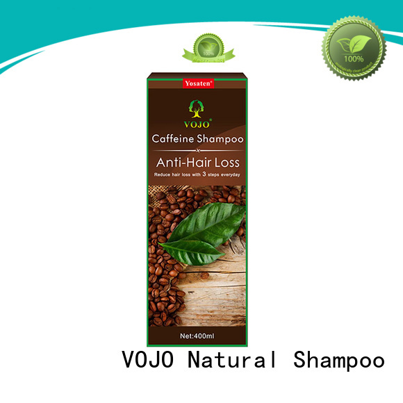 VOJO New hair growth shampoo manufacturers for salon