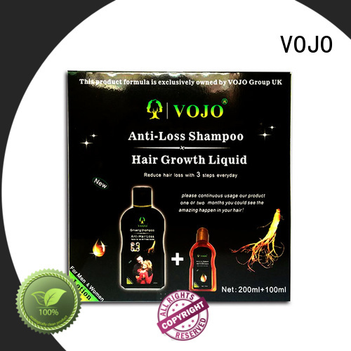VOJO Top anti hair loss shampoo suppliers for adult