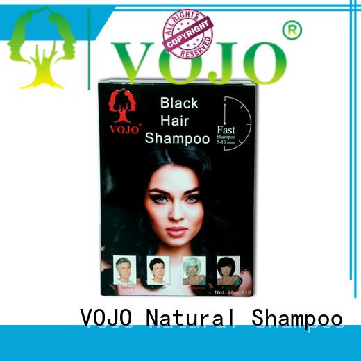 VOJO shampoo beard dye shampoo Suppliers for salon