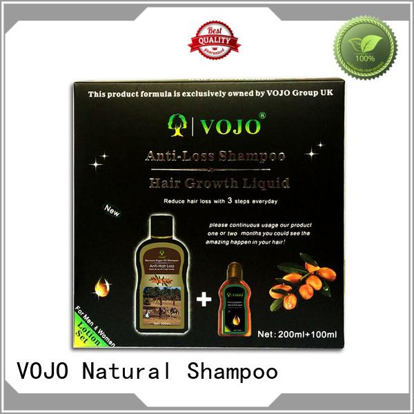 VOJO chinese anti hair fall shampoo supply for salon