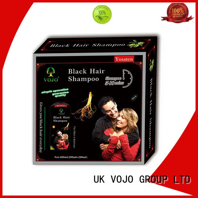 VOJO affordable beard dye shampoo beard for adult