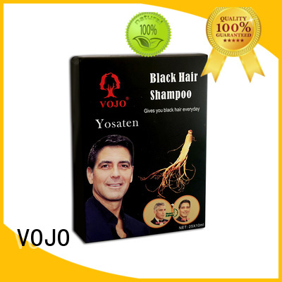 VOJO High-quality hair dye shampoo factory for salon