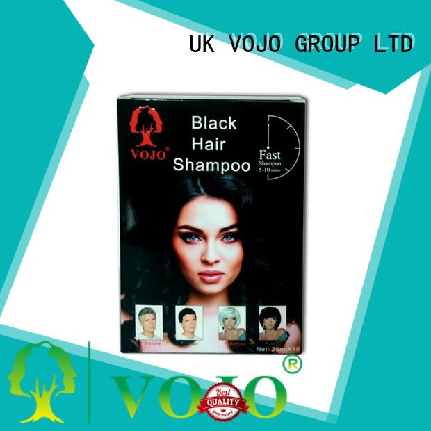 VOJO affordable beard darkening shampoo men for girls
