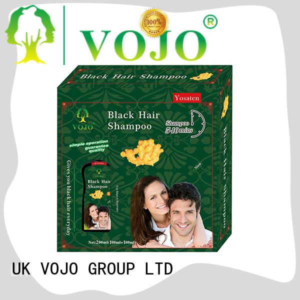 VOJO coverage beard dye shampoo suppliers for adult