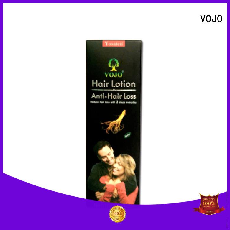 VOJO scalp anti hair fall shampoo manufacturers for girls