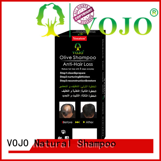 VOJO chinese hair growth shampoo for business for adult