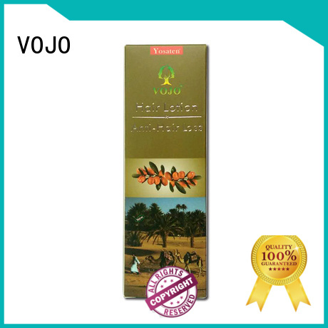 VOJO anti anti hair fall shampoo for business for man