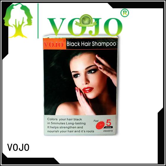 VOJO New hair dye shampoo supply for girls