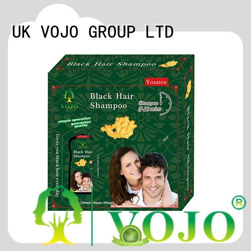 VOJO lasting beard dye shampoo for sale for salon