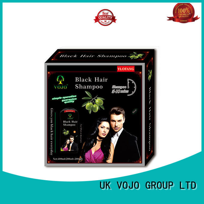 VOJO High-quality hair colour shampoo Supply for adult