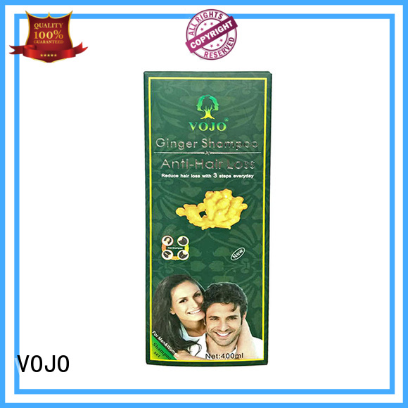 VOJO chinese anti hair fall shampoo factory for girls