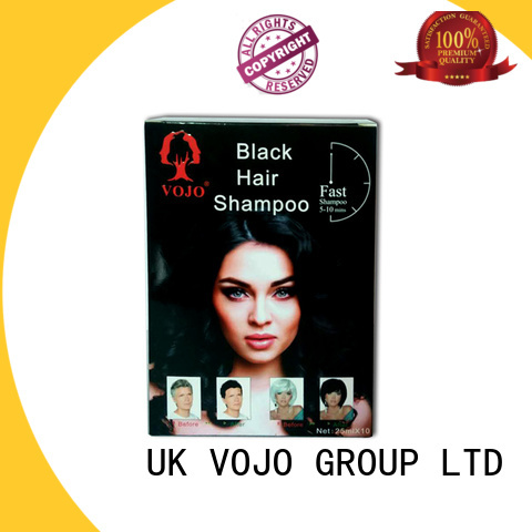 VOJO dyemustacle hair dye shampoo for sale for salon