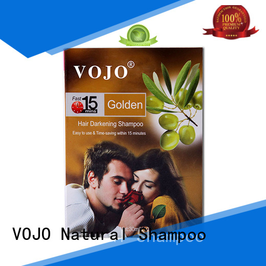 VOJO first-rate temporary hair color shampoo mins for salon