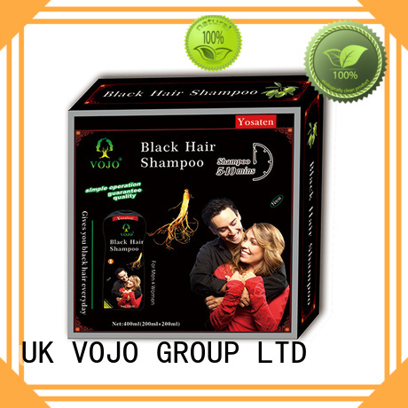 VOJO market beard dye shampoo manufacturers for woman